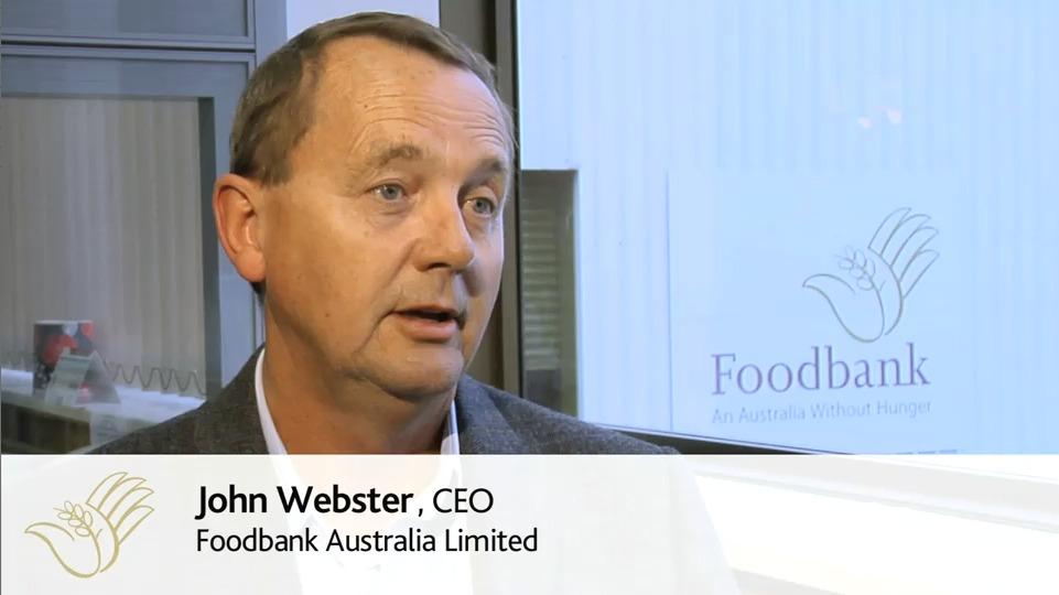 Foodbank Australia Overview video