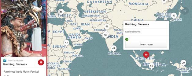 Pinterest integrates maps with place pin digital tsunami publicscrutiny Images