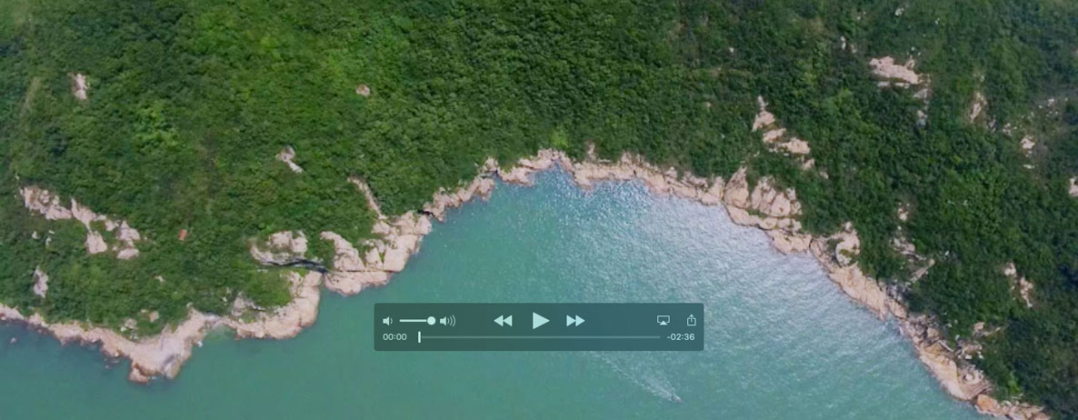 aerial video production